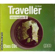 Traveller Intermediate B1 Class CDs ( editura : MM Publications , ISBN 978-960-443-594-4 )