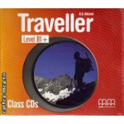 Traveller Level B1+ Class CDs ( editura : MM Publications , ISBN 978-960-443-611-8 )