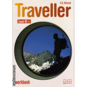 Traveller Level B1+ workbook ( editura : MM Publications , autor : H.Q. Mitchell, ISBN 978-960-443-608-8 )
