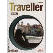 Traveller Level B2 workbook ( editura : MM Publications , autor : H.Q. Mitchell , ISBN 978-960-443-615-6 )