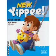 New Yippee! Blue book - Fun Book ( editura : MM Publications , autor : H.Q. Mitchell , ISBN 978-960-478-174-4 )