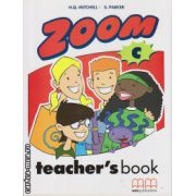 Zoom C - Teacher's book ( editura : MM Publications , autor : H.Q. Mitchell , S. Parker , ISBN 960-379-132-6 )