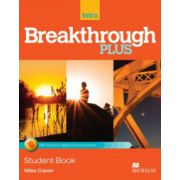 Breakthrough Plus Intro Level Student's Book with acces to Digibook and extra practice ( editura: Macmillan, autor: Miles Craven, ISBN 978-0-230-44359-4 )