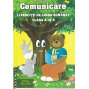 Comunicare clasa a III a ( Editura: Ars Libri, Autor: Adina Grigore ISBN 978-606-574-260-4 )