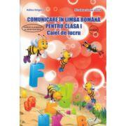 Comunicare in limba romana pentru clasa I ( Editura: Ars Libri, Autor: Adina Grigore, Nicoleta Sonia Ionica ISBN 978-606-574-388-5 )