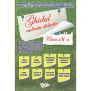 Ghidul cadrului didactic clasa a II a ( Editura: Ars Libri, Autor: Adina Grigore, Claudia Negritoiu ISBN 978-606-574-453-0 )