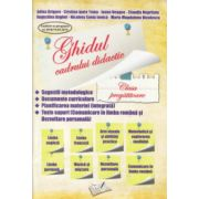 Ghidul cadrului didactic clasa pregatitoare ( Editura: Ars Libri, Autor: Adina Grigore, Claudia Negritoiu ISBN 978-606-574-499-8 )