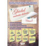 Ghidul cadrului didactic clasa I ( Editura: Ars Libri, Autor: Adina grigore, Claudia Negritoiu ISBN 978-606-574-613-8 )