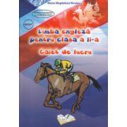 Limba engleza pentru clasa a II a caiet de lucru ( Editura: Ars Libri, Autor: Maria Magdalena Nicolescu ISBN 978-606-574-432-5 )