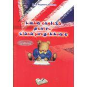 Limba engleza pentru clasa pregatitoare ( Editura: Ars Libri, Autor: Maria Magdalena Nicolescu ISBN 978-606-574-614-5 )