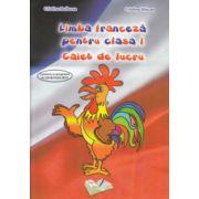 Limba franceza pentru clasa I caiet de lucru ( ditura: Ars Libri, Autor: Cristina Bolbose, Cristina Voican ISBN 978-606-574-436-3 )