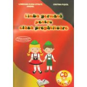 Limba germana pentru clasa pregatitoare cu CD gratuit ( Editura: Ars Libri, Autor: L oredana Elena Istrate Anghel, Cristina Fuscel ISBN 978-606-574-463-9 )