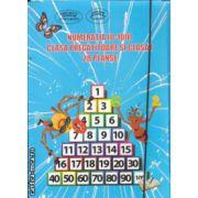 Numeratia clasa pregatitoare si clasa I planse ( Editura : Ars Libri  ISBN 978-606-574-396-0 )