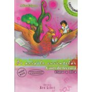 Pe aripile cuvintelor caiet de lectura clasa a II a ( Editura: Ars Libri, Autor: Adina Grigore ISBN 978-606-574-431-8 )