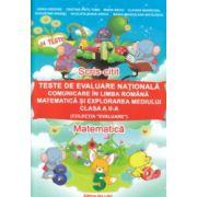 Teste de evaluare pentru clasa a II a ( Editura: Ars Libri, Autor: Adina Grigore, Claudia Negritoiu ISBN 978-606-574-429-5 )