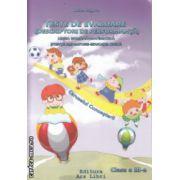 Teste de evaluare limba romana matematica stiinte ale naturii educatie civica  clasa a III a ( Editura : Ars Libri , Autor : Adina Grigore ISBN 9786065740594 )