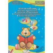 Teste de evaluare pentru clasa I ( Editura: Ars Libri, Autor: Adina Grigore, Claudia Negritoiu ISBN 978-606-574-460-8 )