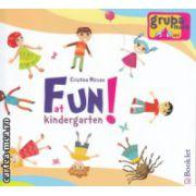 Fun at Kindergarten grupa mare ( Editura: Booklet, Autor: Cristina Mircea ISBN 978-606-590-208-4 )
