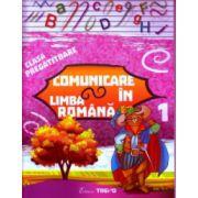 Comunicare in limba romana pentru clasa pregatitoare Partea I ( Editura: Trend, Autor: Violeta Antoniu, Violeta Neagu ISBN 978-606-8664-03-3 )