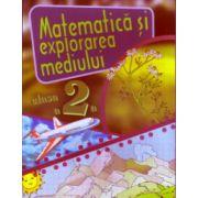 Matematica si explorarea mediului clasa a II a ( Editura: Trend, Autor: Alexandrina Dumitru, Viorel-George Dumitru, Violeta Antoniu ISBN78-606-8664-17-0 )
