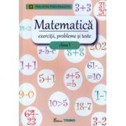 Pregatim performanta Matematica exercitii, probleme si teste clasa I ( Editura: Trend, Autor: Alexandrina Dumitru, Viorel - George Dumitru ISBN 978-606-8664-21-7 )