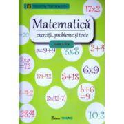 Pregatim performanta Matematica exercitii, probleme si teste clasa a II a ( Editura: Trend, Autor: Alexandrina Dumitru, Viorel-George Dumitru ISBN 978-606-8664-22-4 )