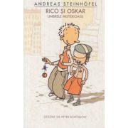 Rico si Oskar, umbrele misterioase ( Editura: All, Autor: Andreas Steinhofel ISBN 978-973-724-920-3 )