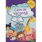 Caiet de vacanta clasa a II a ( Editura: Aramis, Autor: Rodica Chiran, Celina Iordache ISBN 978-606-706-148-2 )