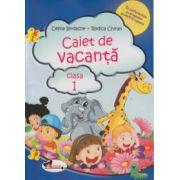 Caiet de vacanta clasa I ( Editura: Aramis, Autor: Celia Iordache, Rodica Chiran ISBN 978-606-706-147-5 )