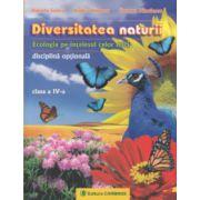 Diversitatea naturii, Ecologia pe intelesul celor mici clasa a IV a ( Editura: Carminis, Autor: Daniela Stoica, Rodica Dinescu, Carmen Minulescu ISBN 978-973-123-153-2 )