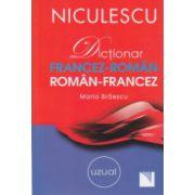 Dictionar Francez Roman Roman Francez ( Editura: Niculescu ISBN 978-973-748-737-7 )