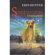 Supravietuitorii Volumul I, Orasul pustiu ( Editura: All, Autor: Erin Hunter, ISBN 978-606-8434-08-7 )