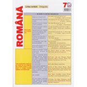 Pliant Limba Romana, Ortografie pentru clasa a 7 a ( Editura: Booklet, Autor: Nicoleta Ionescu )