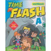 Time Flash A Workbook + CD ROM ( Editura: MM Publications, Autor: H. Q. Mitchell ISBN 978-960-379-888-0 )