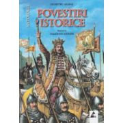 Povestiri istorice ( Editura: Agora, Autor: Dumitru Almas ISBN 978-606-8391-26-7 )