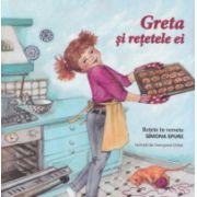 Greta si retetele ei ( Editura: All, Autor: Simona Epure ISBN 978-606-8434-20-9 )