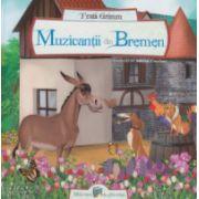 Muzicantii din Bremen ( Editura: All, Autor: Fratii Grimm ISBN 978-606-8434-29-2 )