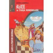 ALICE in Tara Minunilor ( Editura: Astro, Autor: Lewis Carroll ISBN 978-606-8148-87-8 )