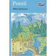 Poezii Mihai Eminescu ( Editura: Blink, Autor: Mihai Eminescu ISBN 978-606-92580-8-8 )
