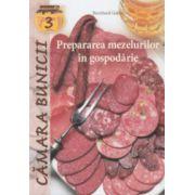 Prepararea mezelurilor in gospodarie ( Editura: Casa, Autor: Bernhard Gahm ISBN 978-606-8527-63-5 )