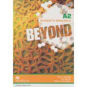 Beyond Student's Book Pack Level A2 ( Editura: Macmillan, Autor: Robert Campbell, Rob Metcalf, Rebecca Robb Benne ISBN 978-0-23046112-3 )