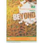 Beyond Student's Book Pack Premium Level A2 ( Editura: Macmillan, Autor: Robert Campbell, Rob Metcalf, Rebecca Robb Benne ISBN 978-0-230-46113-0 )