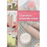 Cosmetice preparate acasa ( Editura: Casa, Autor: Jinaika Jakuszelt ISBN 978-606-8527-75-8 )