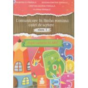 Comunicare in limba romana caiet de scriere clasa I dupa varianta M-ART ( Editura: Euristica, Autor: Dumitru D. Paraiala, Bogdan-Dimitrie Paraiala ISBN 978-973-7819-93-2 )