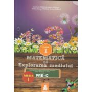 Matematica si explorarea mediului clasa 1 partea 1 ( Editura: Euristica, Autor: Dumitru D. Paraiala, Bogdan Paraiala ISBN 978-973-7819-87-1 )