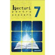 Lecturi pentru scolari clasa a 7 a ( Editura: Astro isbn 978-606-8148-68-7 )