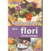 Retete culinare din flori ( Editura: Mast, Autor: Pierrete Nardo ISBN 978-606-649-055-9 )