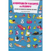 Aventuri in vacanta cu Floppy Jocuri si exercitii pentru cei mici ( Editura: Nomina, Autor: Dora Laura Viziteu, Alexandru Creanga ISBN 978-606-535-702-0 )