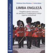 Limba engleza Admiterea in invatamantul militar ( Editura: Sigma, Autor: Brandusa-Oana Niculescu, Corina Barbu ISBN 978-973-649-972-2 )