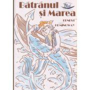 Batranul si marea ( Editura: Blink, Autor: Ernest Hemingway ISBN 978-606-92591-4-6 )